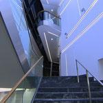 MuTh Eingangsbereich/ entrance