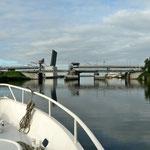 Die alte und die neue Ramspolbrug