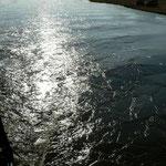 Eis auf den Kanälan