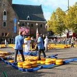 Käsemarkt - Alkmaar