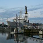 Im Hafen Willemsoog