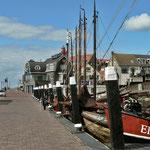 Der Historische Hafen von Urk