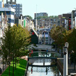 Einkaufsstraße in Zaandam