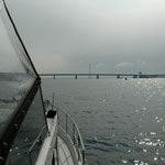 Auf dem Ijsselmeer, Richtung Ketelbrug