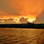 Fantastischer Sonnenuntergang