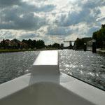 Auf den Rijn - Schiekanaal