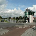 An der Brücke Giethoorn Zuid