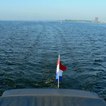 Auf dem Gooimeer, Randmeere