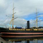 """Rammschiff """"Schorpioen"""" wurde 1868 in Dienst gestellt"""