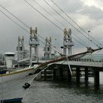 Die Stadsbrug, Kampen