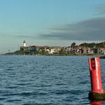 . . . übers Ijsselmeer nach Lelystad