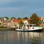 Personenfähre in Alkmaar
