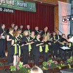 100 Jahre MGV-Deutsches Lied.
