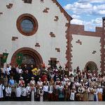Festspiel bei der 1225Jahrfeier 2005