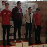Martin BESSON : 2ème de la coupe du jeune commissaire sportif