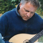 Kornel playing the irish bouzouki 2008
