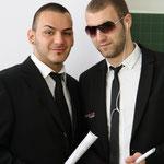 Ahmet und Aleksander