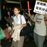 日本共産党の、こごし智子県議も参加しました