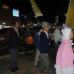 日本共産党の内藤しろう甲府市議も参加