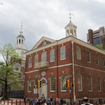 West wing, Independence Hall