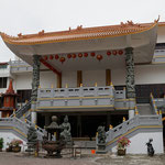 Local temple, main hall