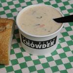 Chowder soup