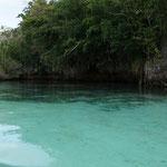 Insel Pulau Bair (Pulau Bair island)