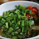 Chilliewürze zum dippen für Sichuan Hot Pot