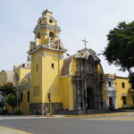Stadtteil Barranco (Barranco district)