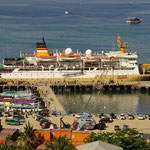 Passagierschiff aus Sulawesi (Passanger ship from Sulawesi)