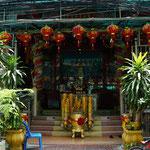 Temple around Chinatown