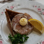 Sashimi OMUL (Baikal fish)