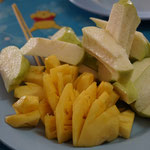 Pineapple and Guava