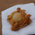 Fried turnover