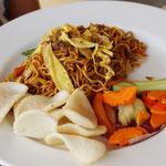 Mie goreng, fried noodle, Bali
