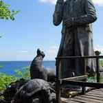 Darwin Statue ( Darwin statue)