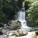 Waterfalln at Heilongjiang plank way
