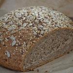 Nach fast 7 Monaten mal wieder ordentliches Brot