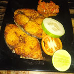 Fried fish, Flores