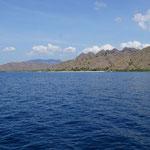 Insel Komodo (Komodo island)