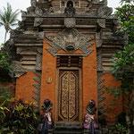 Ubud Palast (Ubud palace)