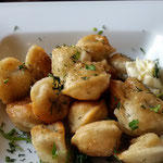 Fried Pelmeni