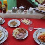 Frühstück in Casa Particular