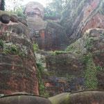Giant Buddha, 71m tall