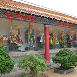 10000 Buddha temple