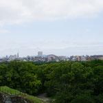 Ausblick auf die Stadt Fukuoka