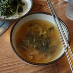 Miso-Beilagensuppe