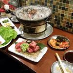 Yakiniku (Japanese barbeque)