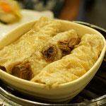 Dim Sum with Tofu skin