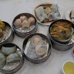 Dim Sum - dumplings